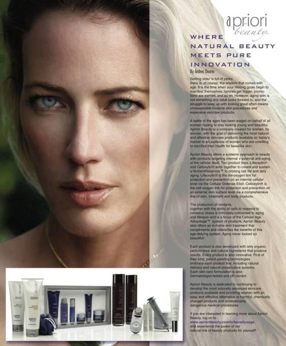 Carla Magazine Ad